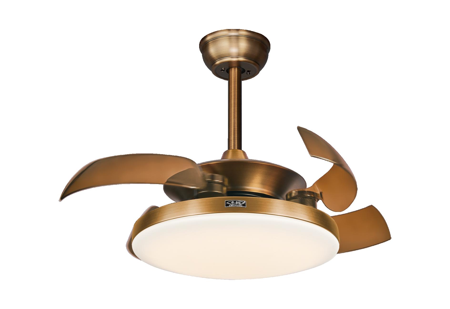 吊扇灯厂家分析吊扇灯有什么优势?