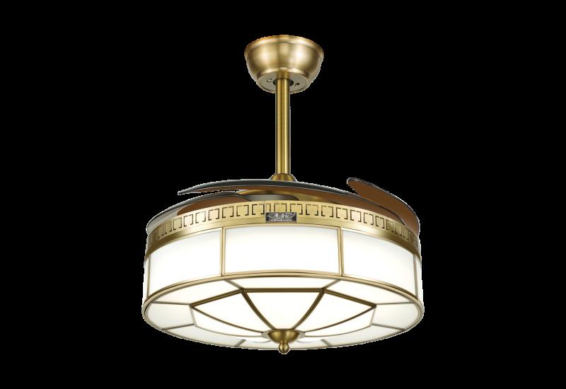 常用的风扇灯有哪些类型?