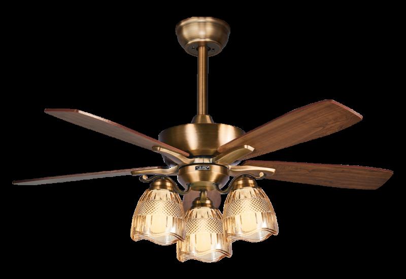 餐厅风扇灯操作起来有多方便?