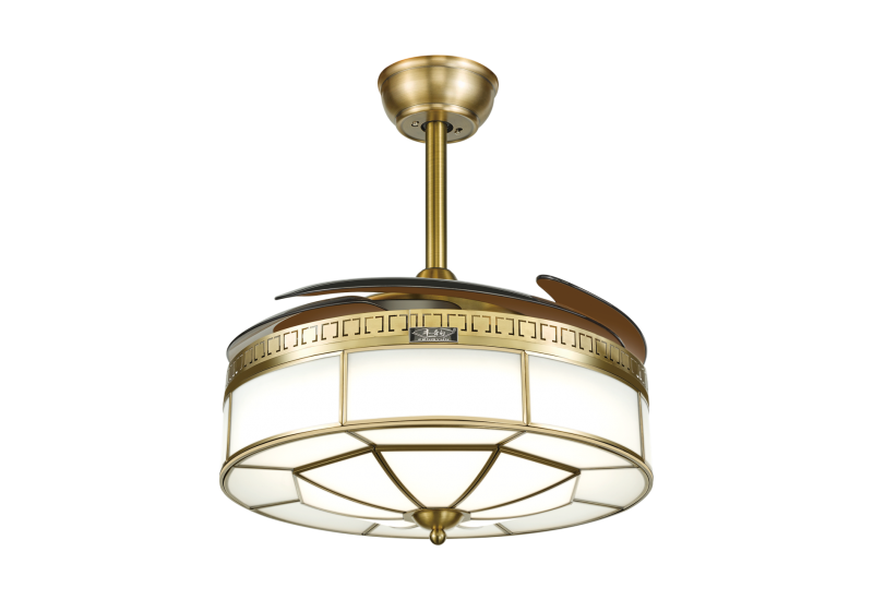 吊扇灯的安装有哪些好处呢?