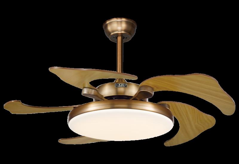 吊扇灯会增加空气流通