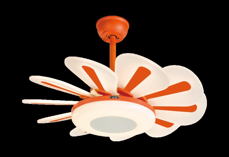 餐厅风扇灯的实用性高于普通灯