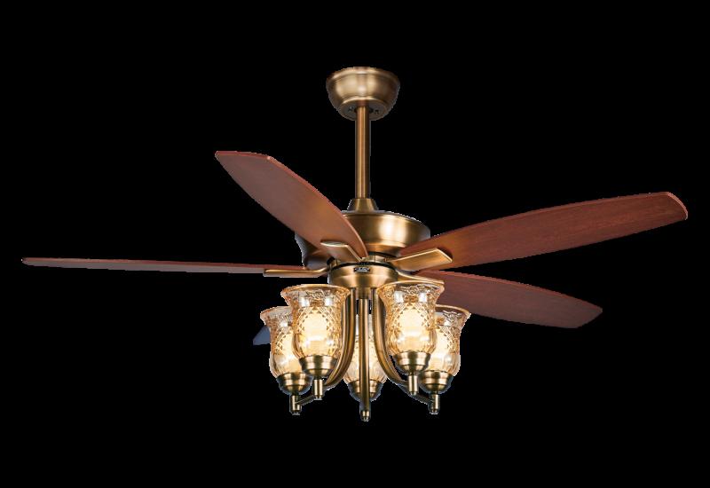吊扇灯十大品牌具有优质的环保节能作用