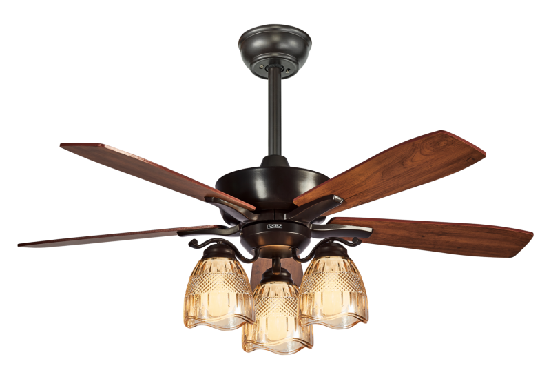 吊扇灯厂家根据现代人的审美需求创造具有传统魅力的事物