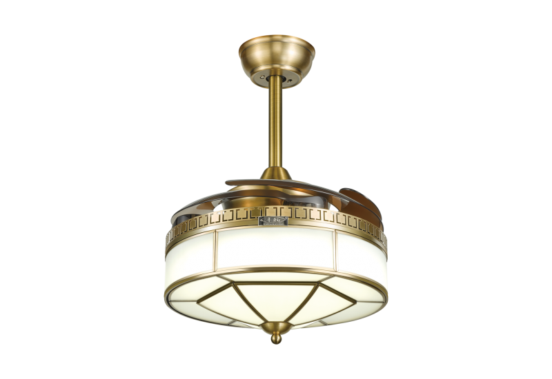 风扇灯既具有灯的照明功能和风扇的实用功能