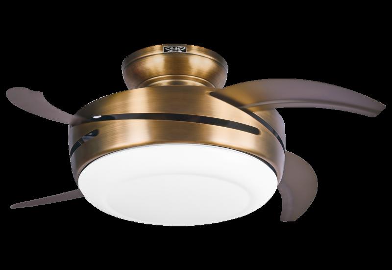 吊扇灯十大品牌可以减轻空调器的负荷